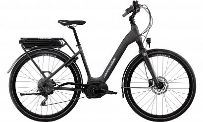 Electrically assisted bicycle rental Ht de gamme batterie